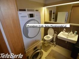 Prenájom 3 izbového bytu v novostavbe CityPark Ružinov na Plynarenskej ulici v Ružinove. , Reality, Byty  | Tetaberta.sk - bazár, inzercia zadarmo