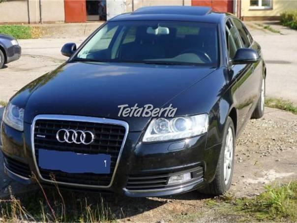 Audi A6 Audi A6 3.0 TDi Quattro, foto 1 Auto-moto, Automobily | Tetaberta.sk - bazár, inzercia zadarmo
